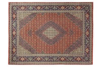 Oriental Collection Täbriz Teppich Mahi 40 radj 245 x 355 cm