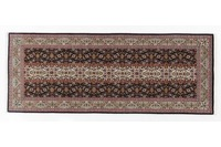 Oriental Collection Täbriz Teppich Mahi 50 radj 80 x 208 cm