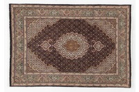 Oriental Collection Täbriz Teppich Mahi 50 radj 83 x 122 cm