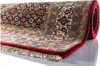 Oriental Collection Teppich Kanpur Bidjar rot