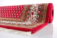 Oriental Collection Mir Teppich Mumbai rot
