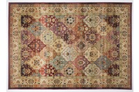 Oriental Collection Orient Teppich Gabiro 208 rot
