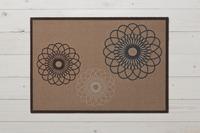 Raffi Fußmatte Raffi Ray, sand 50x70 cm