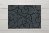 Raffi Fußmatte Raffi Rose, velvet graphit 50x70 cm