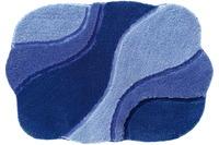 RHOMTUFT Badteppich AMBIENTE polarblau/ ultramarin/ royal