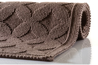 RHOMTUFT Badteppich SEASIDE taupe