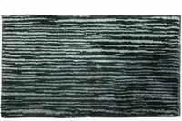 Schöner Wohnen Kollektion Badteppich Mauritius Des. 003 Col. 040 Streifen anthrazit