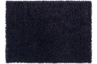 Schöner Wohnen Kollektion Hochflor-Teppich, Feeling, blau lila, 55 mm Florhöhe