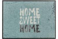 Schöner Wohnen Fussmatte Broadway Home Sweet H. türkis