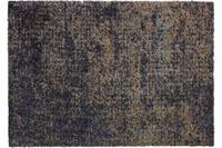Schöner Wohnen Fußmatte Manhattan Design 002, Farbe 044 Vintage anthrazit