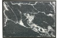 Schöner Wohnen Fußmatte Miami Design 001, Farbe 040 Marmor grau