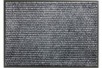 Schöner Wohnen Fußmatte Miami Design 002, Farbe 040 Punkte anthrazit-grau
