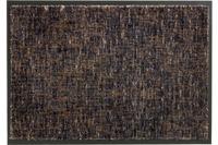 Schöner Wohnen Fußmatte Miami Design 003, Farbe 044 Gitter anthrazit-taupe
