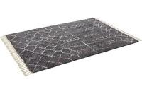 Schöner Wohnen Kollektion Handwebteppich Urban Design 183 Farbe 040 grau