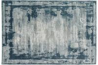 Schöner Wohnen Teppich Brilliance Design 181, Farbe 020 Streifen blau