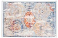 Schöner Wohnen Teppich Mystik D. 192 C. 004 Orient silber