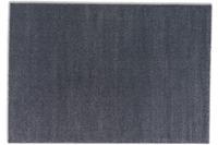 Schöner Wohnen Teppich Pure D. 190 C. 040 anthrazit