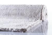 Schöner Wohnen Teppich Tender Design 180, Farbe 004 silber
