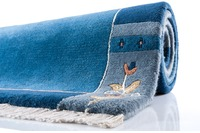 Shiva excl. - Teppich - 2203 blau
