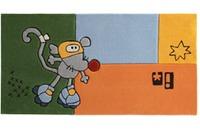Sigikid Kinder-Teppich, Bandidoleros, Fun SK-3351-01kl multicolour