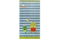 Sigikid Kinderteppich Fortis Frog SK-22429-031 blau