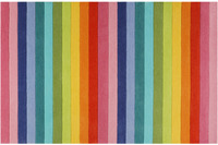 smart kids Kinderteppich Rainbow Stripes SM-4298-02 multicolor