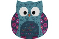 smart kids Kinderteppich Little Owl SM-3659-01