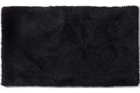 Tom Tailor Teppich Soft -  Uni black