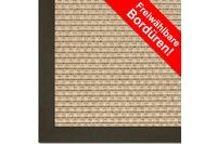 Astra Outdoor/ Küchenteppich Sylt, Design 801 beige, Farbe 001