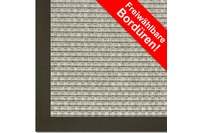 Astra Outdoor/ Küchenteppich Sylt, Design 801 silber, Farbe 040