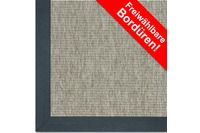 Astra Outdoor/ Küchenteppich Sylt, Design 806 silber, Farbe 040