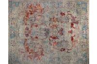 talis teppiche Handknüpfteppich TOPAS OXIDIZED DELUXE, Design 2106