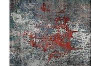 talis teppiche Viskose-Handknüpfteppich TOPAS, Design 6303
