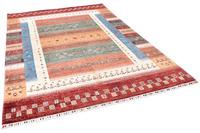 THEKO Orientteppich Kandashah 3041 red multi 174 x 255 cm