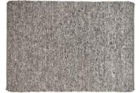 THEKO Teppich Berberina Super UNI 655 grau multi
