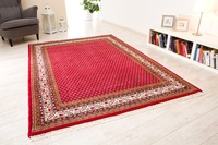 Oriental Collection Mir Teppich Chandi 562 rot /  creme