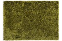 THEKO Teppich Girly, UNI, grün