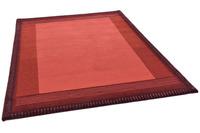 THEKO Nepalteppich Gurkha MS54 red