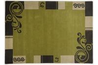 THEKO Teppich Hawai, FE-6188, grün