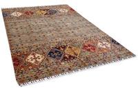 THEKO Orientteppich Kandashah 0063 beige multi 170 x 238 cm