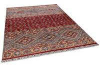 THEKO Orientteppich Kandashah 0085 red/ blue 170 x 240 cm