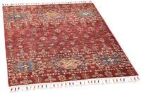 THEKO Orientteppich Kandashah 0233 red multi 80 x 116 cm