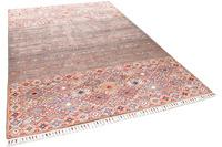 THEKO Orientteppich Kandashah 0256 brown multi 168 x 264 cm