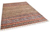 THEKO Orientteppich Kandashah 1387 brown multi 174 x 246 cm