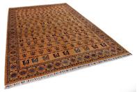THEKO Orientteppich Kandashah 1414 gold multi 204 x 295 cm