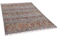 THEKO Orientteppich Kandashah 1521 blue multi 124 x 186 cm