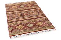 THEKO Orientteppich Kandashah 2569,1 gold multi 83 x 123 cm