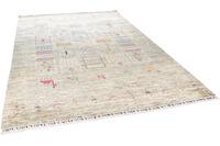 THEKO Orientteppich Kandashah 2649 natural multi 206 x 280 cm
