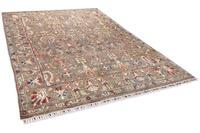 THEKO Orientteppich Kandashah 2984 grey multi 195 x 280 cm