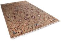 THEKO Orientteppich Kandashah 2986 natural multi 211 x 325 cm